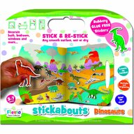 Fiesta Crafts - Stickere Dinozauri Stickabouts