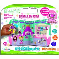 Fiesta Crafts - Stickere Printese Stickabouts