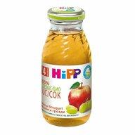 HiPP - Suc de mere si struguri, 200 ml