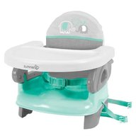 Summer Infant - Booster pliabil Deluxe, Turquoise