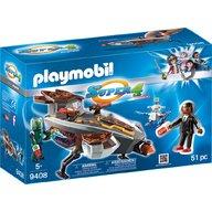 Playmobil - Set Super 4 - Nava Martienilor