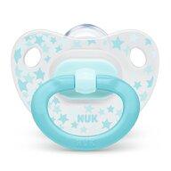 Nuk - NUK - Suzeta  Happy Days Silicon M3 Bleu 18-36 luni