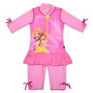 Costum de baie Princess marime 86-92 protectie UV Swimpy
