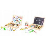 Ecotoys - Tabla educationala cu magnet