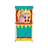 Fiesta - Teatru papusi pentru hand-puppets si magazin de jucarie  3 ani+
