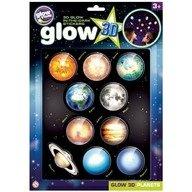 The Original Glowstars Company Stickere 3D - Planete The Original Glowstars Company B8101