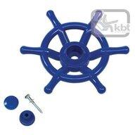 KBT - Timona din plastic, Albastru