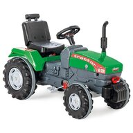 Pilsan - Tractor cu pedale Super, Verde