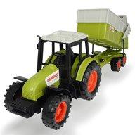 Dickie Toys - Tractor Class Celtis 446 RX cu remorca