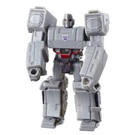 Hasbro - Figurina Robot Megatron , Transformers , Seria Fusion Mace, Gri