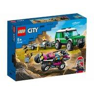 LEGO - Set de constructie Transportor de buggy ® City, pcs  210