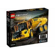 Set de constructie Transportor Volvo 6x6 LEGO® Technic, pcs  2193