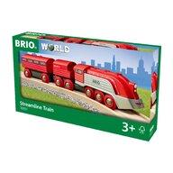 BRIO - Tren din lemn Aerodinamic