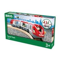 BRIO - Tren din lemn , De calatori