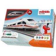 Marklin - Tren de calatori cu telecomanda si accesorii Ice 3 Starter Set