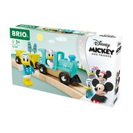 BRIO - Tren din lemn Donald si Daisy