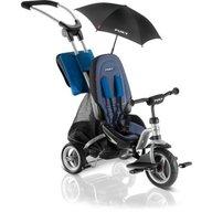 Puky - Tricicleta cu maner, Albastru