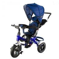 EuroBaby - Tricicleta cu sezut reversibil T307 Albastru
