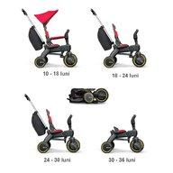 Doona - Tricicleta Liki Trike S3, Flame Red