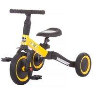 Chipolino - Tricicleta si bicicleta  Smarty 2 in 1 yellow