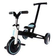 Uonibaby - Tricicleta S02P , Control al directiei, Pliabila,  4 in 1, Albastru