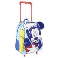 Cerda - Troler pentru copii 3D, 26x31x10 cm Mickey Mouse