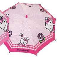 Umbrela manuala (2 modele), Hello Kitty