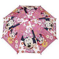 Umbrela manuala baston (2 modele), Minnie si Mickey