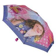 Umbrela pliabila copii, Soy Luna
