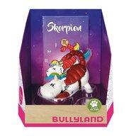 Bullyland - Figurina Unicornul dolofan Zodiac, Scorpion