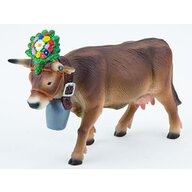 Bullyland - Figurina Vaca din Alpi