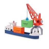New Classic Toys - Vas cu 2 containere