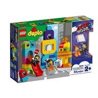 LEGO - Vizitatorii de pe planeta Duplo