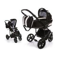 Volkswagen - Carucior copii 2 in 1 cu landou Knorr-Baby carbon optik Black