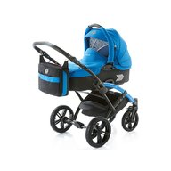 Volkswagen - Carucior copii 2 in 1 cu landou Knorr-Baby Polo Albastru
