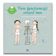 DPH - Carte educativa Vreau sa stiu - Cum functioneaza corpul meu