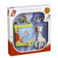 Vulli - Set cadou jucarii activitati Girafa Sophie