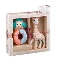 Vulli - Set Sophiesticat Girafa Sophie + zornaitoare cu bile