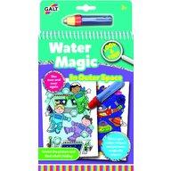 Galt - Water magic: Carte de colorat Spatiu