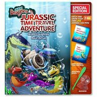 World Alive Set Reincarcare Aqua Dragons Jurassic Time Travel Adventure World Alive W4051
