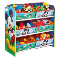 Worlds Apart - Suport depozitare Mickey Mouse