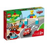LEGO - Set de joaca Ziua cursei lui Fulger McQueen ® Duplo, pcs  42