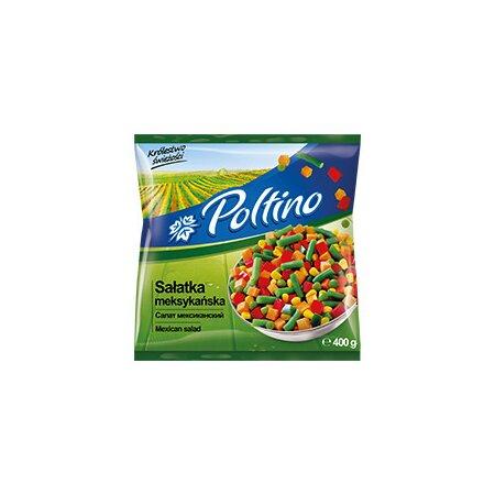 Amestec mexican congelat Poltino 400g