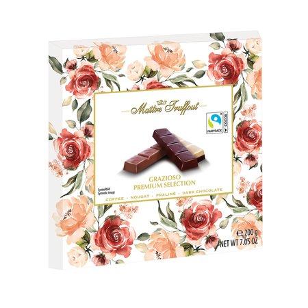 Batoane ciocolata Grazioso Premium Selection 200gr