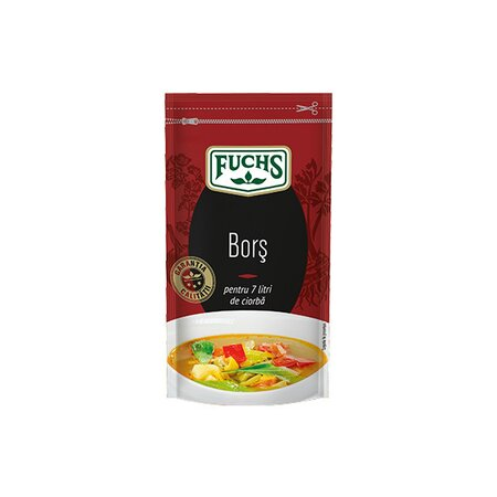 Condiment pentru bors Fuchs 20g