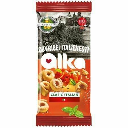 Covrigei italienesti Clasic Italian Alka 100g