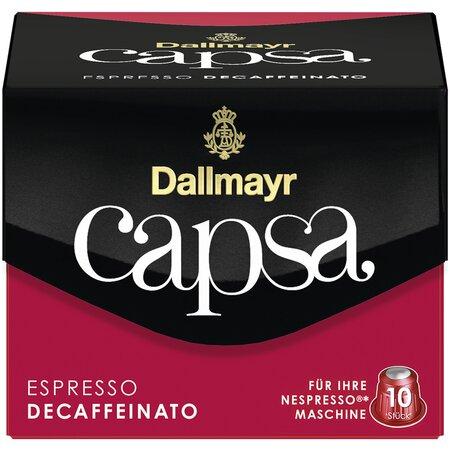 Dallmayr Capsa - Cafea Espresso Decaffeinato