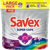 Detergent capsule Savex Super Caps 2in1 Color 25 buc