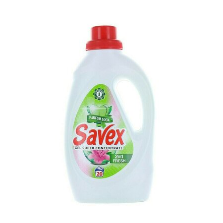Detergent lichid Savex Parfum Lock 2in1 Fresh 1.1L