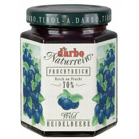 Gem de afine cu 70% fruct Darbo 200gr
